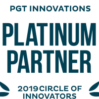 pgt innovations platinum partner award