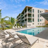 oceane siesta key pool and condo